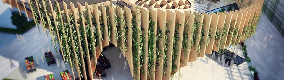 Pavillon de la France à Milan : Groupe QUALICONSULT a contribué à sa construction