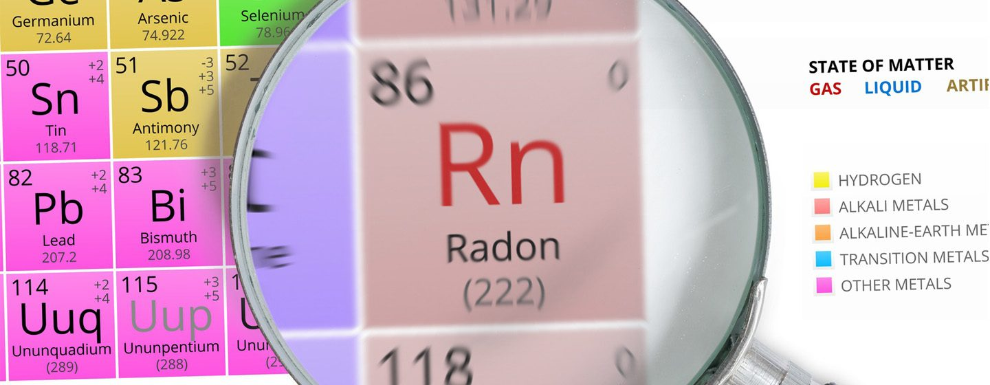 diagnostic radon