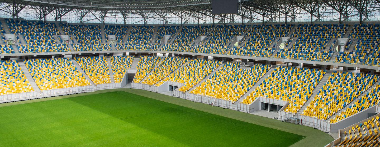 équipements sportifs, stade