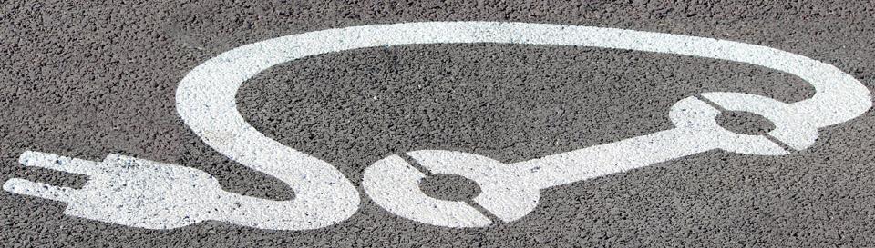 Bornes de recharge des véhicules électriques
