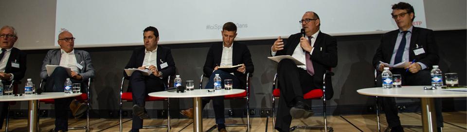 Loi Spinetta : colloque de la SMABTP à l'occasion des 40 ans du texte