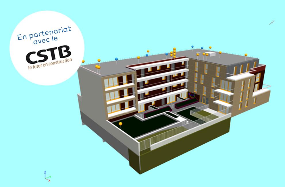 partenariat avec le CSTB